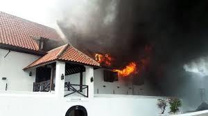 wisata museum bahari kebakaran